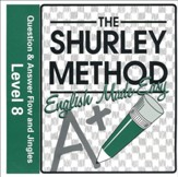 Shurley English Level 8 Instructional CD