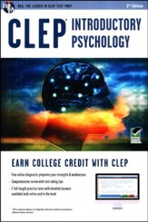 CLEP Introductory Psychology with Online Practice Tests 2E