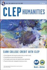 CLEP Humanities with Online Practice Tests 2E