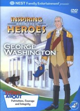 Inspiring Animated Heroes: George Washington, DVD