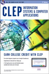 CLEP Information Systems and Computer Applications with Online Practice Tests 2/E