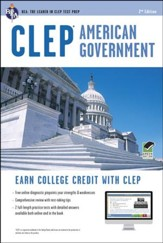 CLEP American Government with Online Practice Tests