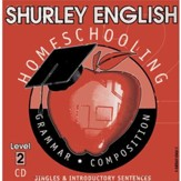 Shurley English Level 2 Instructional CD