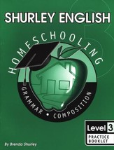 Shurley English Level 3 Practice Booklet