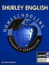 Shurley English Level 4 Practice Booklet