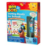 Hot Dots Getting Ready For School