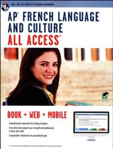 AP French Language and Culture All  Access