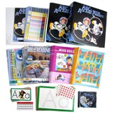 ABCs with Ace and Christi 12 Week Program Kit (Grade 1)