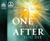 One Minute After You Die              - Audiobook on CD - Slightly Imperfect