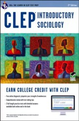 CLEP Introductory Sociology with Online Practice Exams