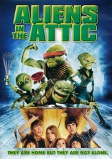 Aliens In the Attic, DVD