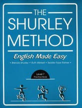 Shurley English Level 7 Practice Booklet