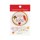 God is Good Magnet