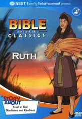 Animated Bible Classics: Ruth, DVD