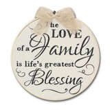 Love Of A Family, Wall Decor, Large