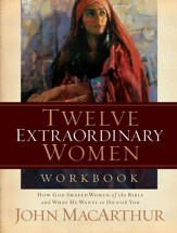 Twelve Extraordinary Women Workbook - eBook