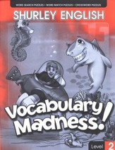 Shurley English Vocabulary Madness! Level 2