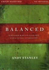 Balanced: A DVD Study: Gaining & Maintaining Financial Stability