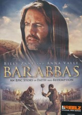 Barabbas: An Epic Story of Faith and Redemption, DVD