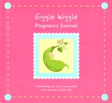 Giggle Wiggle Pregnancy Journal  - Slightly Imperfect