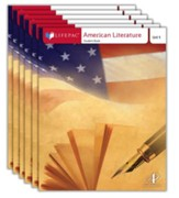 Lifepac Electives: American  Literature Complete Set