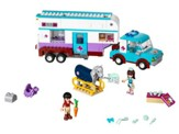 LEGO ® Friends Horse Vet Trailer