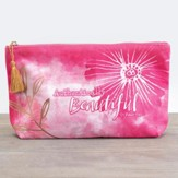 Authentically Beautiful Cosmetic Bag