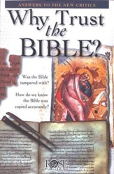 Why Trust the Bible? - PDF Download [Download]