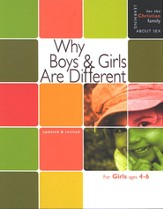 Why Boys & Girls Are Different--Ages 4 to 6