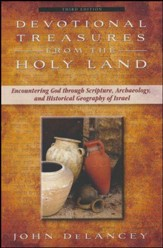 Devotional Treasures from the Holy Land: Encountering God through Scripture and Archeology