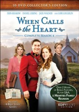 When Calls the Heart: Complete Season 4, 10-DVD Collector's Ed.