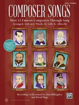 Composer Songs Book