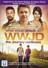 WWJD: The Journey Continues, DVD