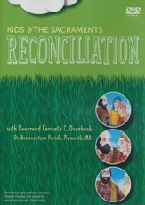 Kids and the Sacraments: Reconciliation, DVD