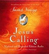 Jesus Calling Updated and Expanded Edition: - unabridged audio book on CD