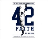 42 Faith: The Rest of the Jackie Robinson Story - unabridged audio book on CD
