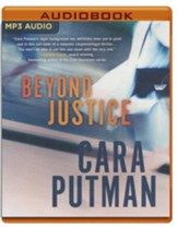 Beyond Justice - unabridged audio book on MP3-CD