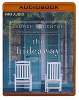 The Hideaway - unabridged audio book on MP3-CD