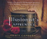 The Illusionist's Apprentice - unabridged audio book on CD