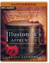 The Illusionist's Apprentice - unabridged audio book on MP3-CD