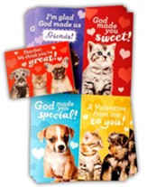 Whiskers & Paws Children's Boxed Valentines