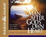A Man After God's Own Heart        - Audiobook on CD