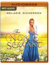 The Noble Servant - unabridged audio book on MP3-CD