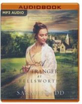 A Stranger at Fellsworth - unabridged audio book on MP3-CD