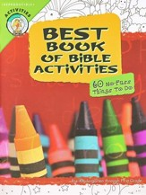 Best Book of Bible Activities, Pre-K-1st Grade