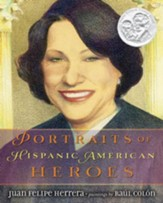 Portraits of Hispanic American Heroes - eBook