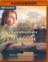 An Uncommon Protector - unabridged audio book on MP3-CD