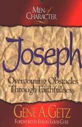 Joseph, Men Of Character Series