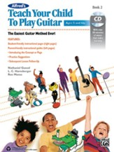 Teach Your Child Play Guitar 2 / Book & CD
