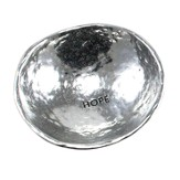 Hope, Jewelry Dish, Silver